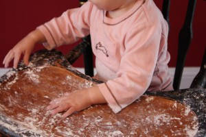 baby flour